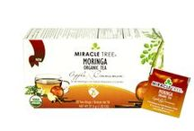 Miracle Tree's Organic Moringa Tea: Apple & Cinnamon / Our award-nominated Apple & Cinnamon Moringa tea tastes great and comes packed with moringa's antioxidant goodness. Our tea is unique – it's made of organic Moringa! We source our artisan tea from our own Moringa plantations in Sri Lanka.  Enjoy a box of 25 individually-enveloped tea bags made with USDA and EU certified Organic Dried-Leaf Moringa.