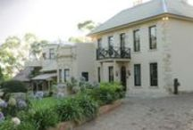 The Grounds / The beautiful grounds of Eschol Park House. The blooming gardens, the grand house, the rustic shed and numerous other locations on site! http://www.escholparkhouse.com.au/