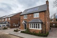 Arden Meadows, Stratford-upon-Avon / Occupying a coveted Warwickshire location, just outside Stratford-upon-Avon town centre, Arden Meadows is a select development of just seven outstanding residences with stunning rural views.