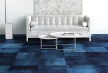 Flooring Solutions /  Flooring solutions to dress up commercial and residential spaces.