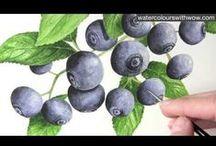 Watercolor - video