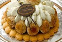 Paris - pastries