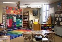 Wow-Worthy Classrooms / Studies show that improvements to your classroom layout result in an 45% increase in academic engagement. Check out these resources to help you set your classroom up for student success!