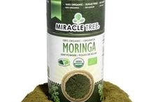 Moringa Powders / Enjoy 8 ounces (0.5lbs) of our 100% Organic Moringa Powder; use for baking, smoothies, and lattes!  The sky's the limit!