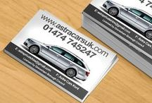 BUSINESS CARDS / Make the right first impression with our quality business card range. From shaped to folded we have it all! View our product range today on our website.