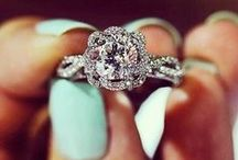 Engagement Rings / Stunning and elegant rings. Classic and unique designs!