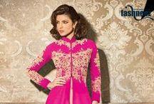 Priyanka Chopra Anarkali Suits
