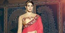 Fancy Fabric Sarees