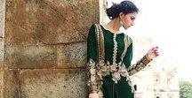 Zari Worked Salwar Suits