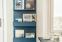 Workspace / Gorgeous ideas for our office.