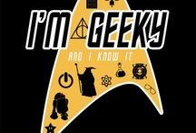 Geek Stuff I Like/Need / A collection of geeky things that I either love, want, own or obsess about. / by Steve Stang