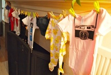 Baby Shower Ideas / by Whitney Molder