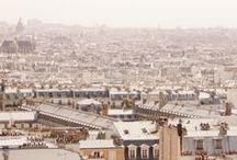 Paris / by Vivien Eliasoph