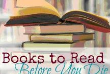 Books, Books, Books! / Stuff to read, quotes and sayings related to my obsession with books! / by Eileen Shand Schilling