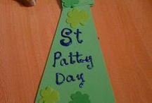 Daycare Ideas - St. Patrick's / by Laura Laforest