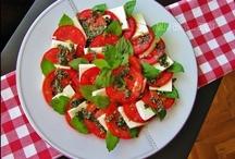 zeytinyağlılar/mezeler/salatalar/ordövrler