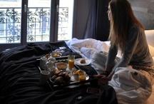 Breakfast in Bed / by Vivien Eliasoph