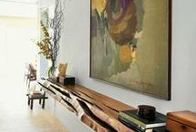 Entry Ways & Foyers / by Aimee Song