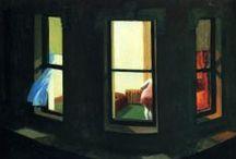 Edward Hopper / by Vivien Eliasoph