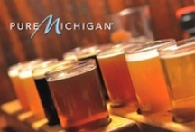 Michigan Beer & Breweries / From the pilsners of Copper Country to the ales of Flatrock, from the porters of Port Huron to the stouts of Grand Rapids, there's a great Michigan brewery nearby. Here's a look at Michigan's thriving craft beer industry. / by Pure Michigan