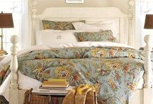 bedrooms / by Kim Hodges