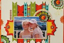 Scrapbook Layouts - 1 photo / by Laura Laforest