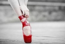 To The Pointe / Ballerinas always get to the pointe. A tribute to the amazing ladies who stood on their toes to see the world. / by Diablo Ballet