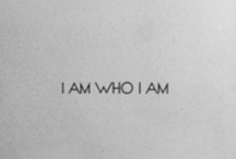 I Am / by Mindy Arnold