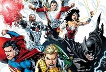 Comics: DC / by ibana