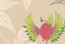 Birds in Interiors