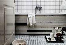 Bathrooms / by Fliss Dodd
