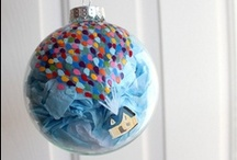 Disney Decor / Fun ways to make Disney Parks and Disney Characters part of your life every day