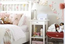 NURSERY and KIDS ROOMS / Baby rooms fit for a prince or princess