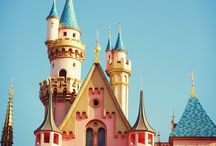 Disney Pixar / Walt Disney World, Disney Land, & all Disney & Pixar movies!
