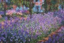 Claude Monet / Claude Oscar Monet, (14 Nov 1840 – 5 Dec 1926) established the entire art genre of the Impressionist Movement. http://www.framedart.com/framed-monet-prints-a25501
