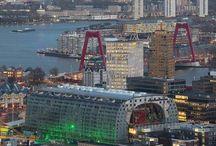 Rotterdam / city tripje met m'n lief