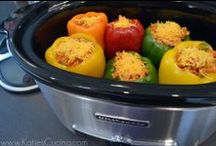 Crockpot Recipes / by Angela Sanderson