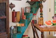 Antique Booth Ideas