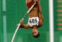 Sports / Its really just pole vault stuff / by Emily Meyer