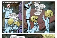 1comic1page / One Comic One Page / by KCD