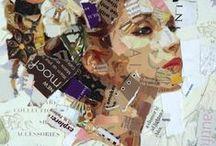 Collage Art / by Annie Torr