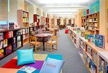 Library Ideas & Designs