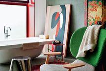 INSIDE / Interior and decorative design. / by Sasha Graham