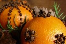 Shades of Orange / Decorate your home with the bright and energizing orange colors. Here is a little inspiration!