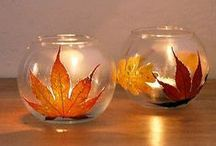 Autumn Decor / Update your space with autumn art for a fresh new feel. / by FramedArt .com