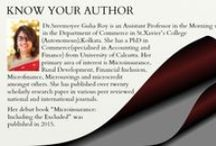 Know Your Author / Get to know more about the authors of CinnamonTeal Publications.