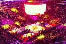 Purple & Gold Pride! / LA Lakers Looks! / by TEAM LA