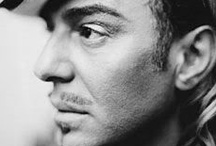 John Galliano / He who works with his hands is a labourer. He who works with his hands and his head is a craftsman. He who works with his hands, head and his heart is an Artist.  / by Renata Jon Hair