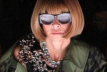 ANNA WINTOUR / IF YOU DONT KNOW YOUR OWN WORT AND VALUE,THEN DO NOT EXPECT SOMEONE ELSE TO CALCULATE IT FOR YOU.