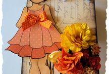Prima Dolls/Tags / by Mari Willard